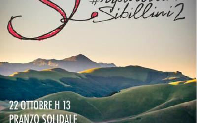 Ripartidaisibillini2: il pranzo solidale